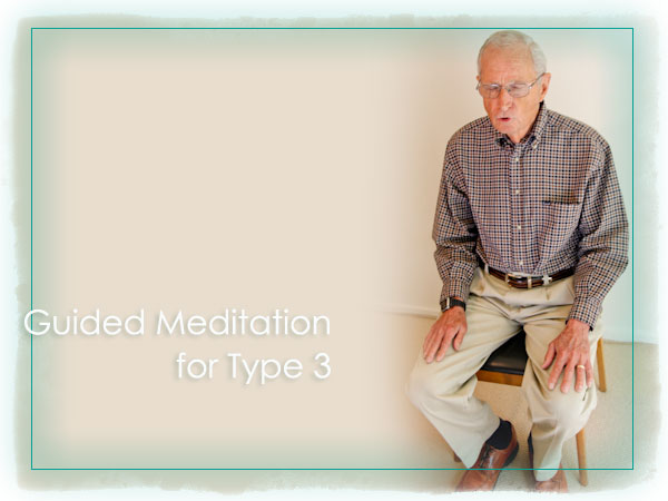 David Daniels Free Enneagram Guided Audio Meditation Practice for Type Three (3) Achiever, Performer Personality Growth and Reflection