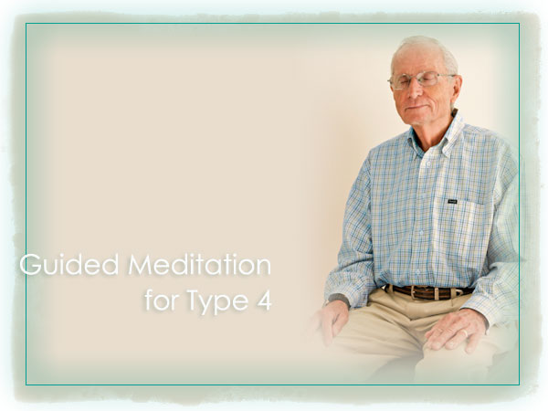 David Daniels Free Enneagram Guided Audio Meditation Practice for Type Four (4) Romantic Personality Reflection and Growth