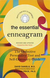 Biography of David Daniels, buy his book The Essential Enneagram: The Definitive Personality Test and Self-Discovery Guide