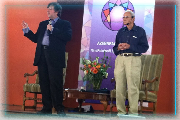 David Daniels and Russ Hudson Host and Lead a Full Weekend Class Workshop for the Arizona Enneagram Association (AEA) about Relationships, Peak Experiences, Love, and Spirituality for the Nine Personality Types