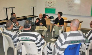 David Daniels & Susan Olesek Engage and Lead a Class of Inmates for Enneagram Prison Project in Santa Clara County