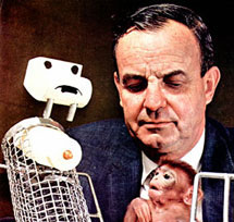 David Daniels on Psychologist Harry Harlow's Monkey Experiment on Mother & Infant Bonding; Explain Attachment in Enneagram