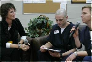 Susan Olesek Working Compassionately with Criminal Inmates in the Enneagram Prison Project (EPP) with David Daniels