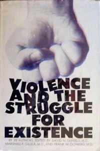 Biography of David Daniels, buy his book Violence and the Struggle for Existence