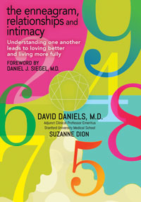 David Daniel's & Suzanne Dion's Book for Developing Relationships & Intimacy through the Enneagram; Compatibility Matrix