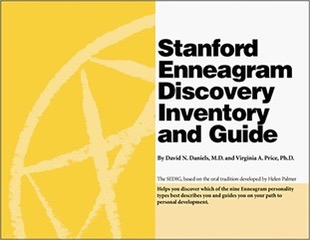 Biography of David Daniels, buy his book Stanford Enneagram Discovery Inventory and Guide
